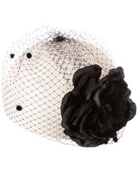 Kathy Jeanne - Bubble With Rose Hat - Lyst