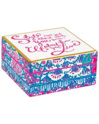 Lilly Pulitzer - Lacquer Box - Lyst