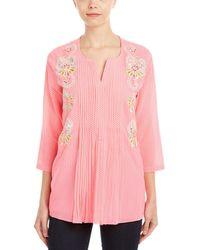 Ranna Gill - Tunic Dress - Lyst