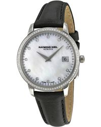 Raymond Weil - Women's Toccata Diamond Watch - Lyst