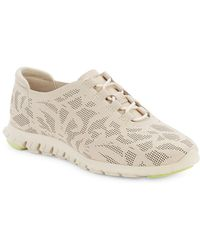 Cole Haan - Zerogrand Perforated Sneaker - Lyst