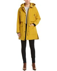 Pendleton Townsend Iconic Plaid-lined Coat - Yellow