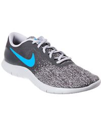 6610011a2e3 Lyst - Nike 908983-004   Flex Contact Running Shoe Black crimson-gym ...