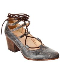 Bed Stu - Turalyon Leather Pump - Lyst