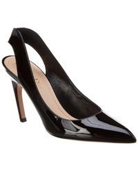 Dior - Obsessed Slingback Patent Pump - Lyst