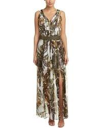 Worth - New York Silk Maxi Dress - Lyst