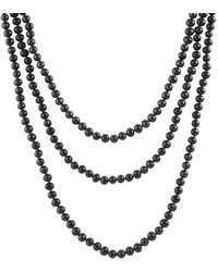 Splendid - 6-7mm Freshwater Pearl Endless 72in Necklace - Lyst