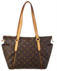 Louis Vuitton - Monogram Canvas Totally Pm - Lyst