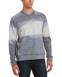 J Brand - Two-tone Sweatshirt - Lyst