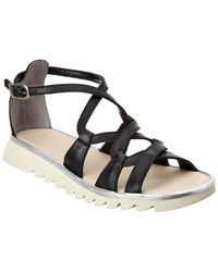 The Flexx - The Catch A Wave Leather Sandal - Lyst