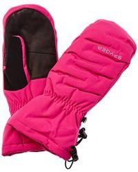 Spyder - Women's Candy Downhill Ski Mittens - Lyst