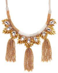 Deepa Gurnani - Karly Statement Necklace - Lyst