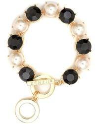 Zenzii - Royale Gemstone Crystal Bracelet - Lyst