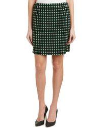 Hobbs - Wool-blend Skirt - Lyst