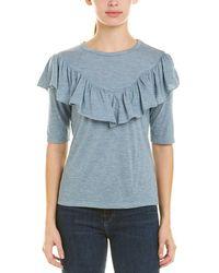Rebecca Taylor - Wool-blend Sweater - Lyst