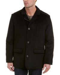 Hart Schaffner Marx Forrester Wool-blend Coat