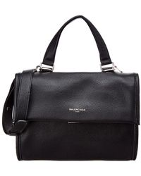 Balenciaga - Tools Small Leather Satchel - Lyst