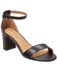 Corso Como - Caress Leather Sandal - Lyst