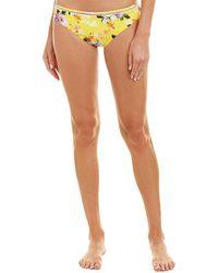 Nanette Lepore - Monaco Bouquet Vamp Bikini Bottom - Lyst