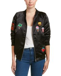 English Factory - Patched Bomber Jacket - Lyst
