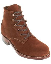 Wolverine - 1000 Mile Suede Boot - Lyst