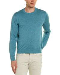 Brooks Brothers - Crew Sweater - Lyst