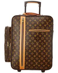 Louis Vuitton Monogram Canvas Bosphore Trolley 50 - Brown