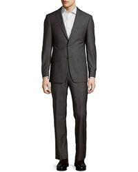 Michael Kors - Striped Notch-lapel Suit - Lyst