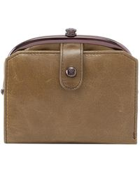 Hobo Tilly Leather Wallet - Brown