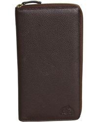Dopp - Buxton Soho Rfid Leather Passport Wallet - Lyst