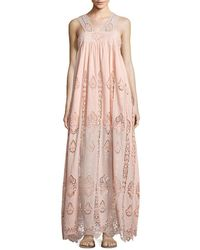 Nightcap - Clothing Pixie Lace Gown - Lyst