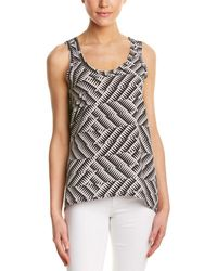 Macbeth Collection - The Linen Back Tank - Lyst