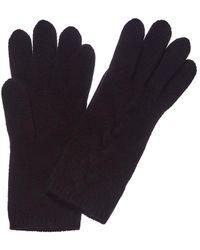 Portolano - Cashmere Cable Glove - Lyst