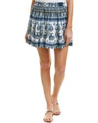 Raga - Caravan Mini Skirt - Lyst