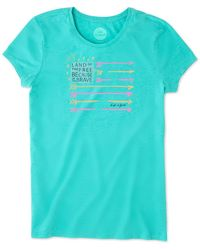 Life Is Good. - ? Cool T-shirt - Lyst