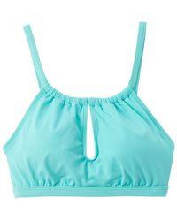 La Blanca - Delux Hink Bikini Top - Lyst