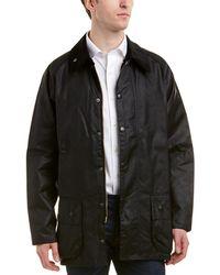 Barbour - Beaufort Wax Jacket - Lyst