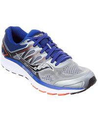 Saucony - Men's Omni 16 Running Shoe - Lyst