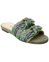 Charles David - Souffle Suede Sandal - Lyst
