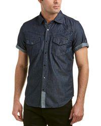 Blank NYC - Woven Shirt - Lyst