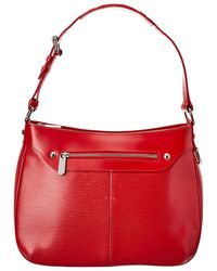 Louis Vuitton - Red Epi Leather Turenne Pm - Lyst