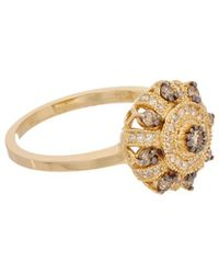Effy - Fine Jewelry 14k 0.40 Ct. Tw. Diamond Ring - Lyst