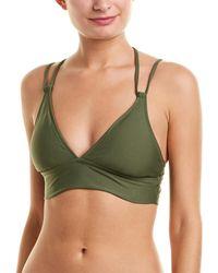 Helen Jon - Retreat Bikini Top - Lyst