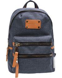 Adrienne Vittadini - Medium Size Nylon Twill Backpack - Lyst