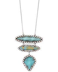 DANNIJO - Ivy Pendant Necklace - Lyst
