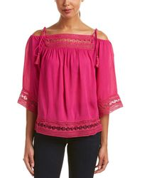 Laundry by Shelli Segal | Top | Lyst