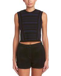 O'2nd - Topaz Striped Knit Top - Lyst