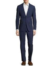 Michael Kors - Wool Textured Suit - Lyst