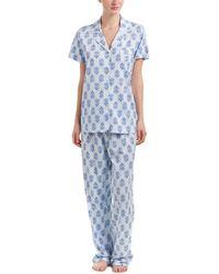 Carole Hochman - 2pc Pyjama Set - Lyst