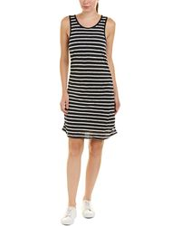 Splendid - Striped Shift Dress - Lyst